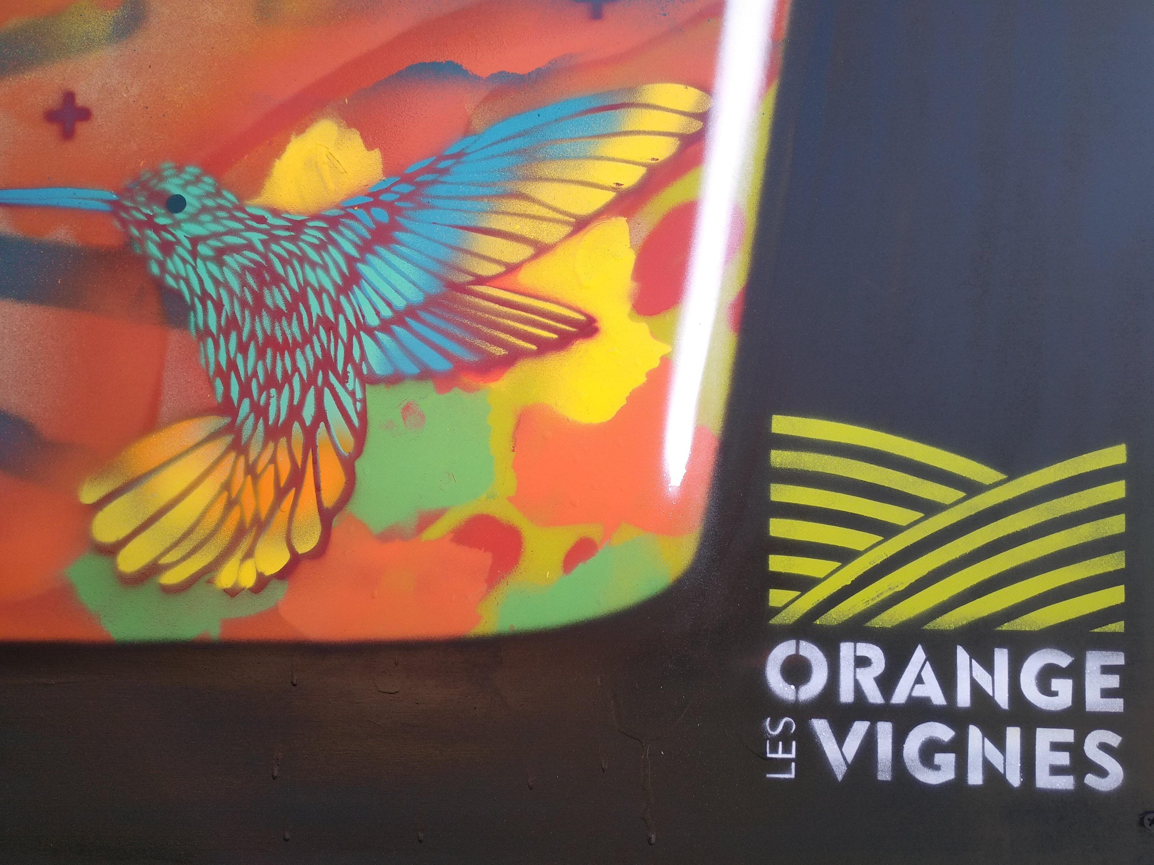 Stage Graffiti à Orange Les Vignes